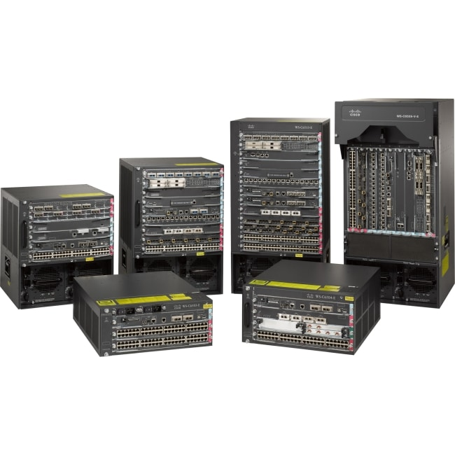 Cisco Catalyst 6506-E Switch Chassis