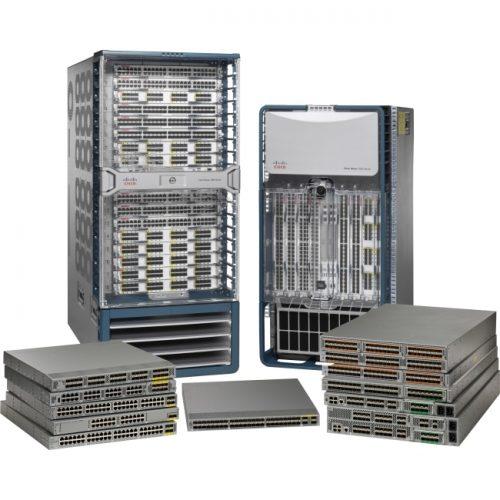Cisco Nexus 7009 Switch Chassis