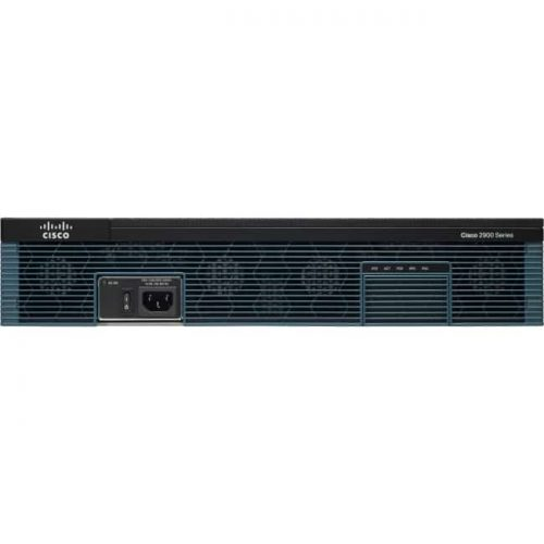 Cisco 2921 Integrated Service Router