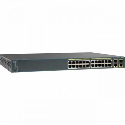 Cisco Catalyst 2960-24PC-S Ethernet Switch