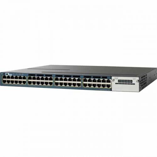 Cisco Catalyst WS-C3560X-48PF-L Layer 3 Switch