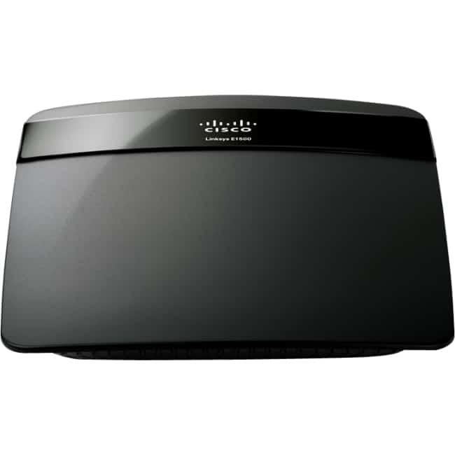 Cisco E1500 IEEE 802.11n  Wireless Router - Refurbished