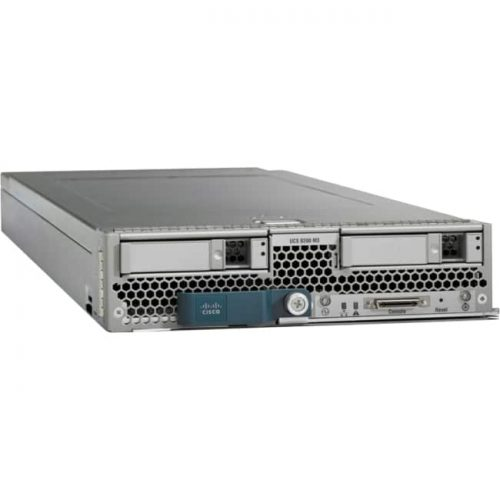 Cisco Barebone System Blade - Intel C600 Chipset - Socket R LGA-2011 - 2 x Processor Support