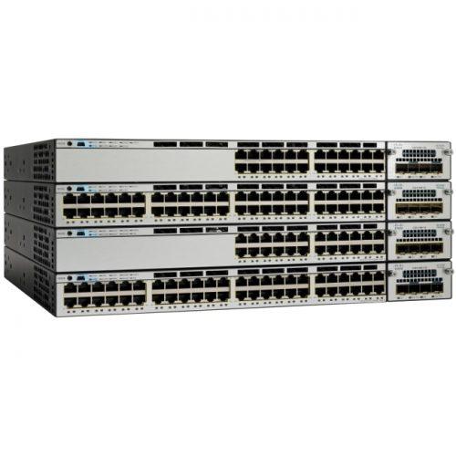 Cisco Catalyst WS-C3750X-12S-S Layer 3 Switch