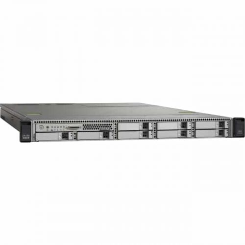 Cisco C220 M3 1U Rack Server - 2 x Intel Xeon E5-2680 Octa-core (8 Core) 2.70 GHz - 16 GB Installed DDR3 SDRAM - Serial ATA/600, 6Gb/s SAS Controller - 0, 1, 5, 6, 10, 50, 60 RAID Levels - 2 x 650 W