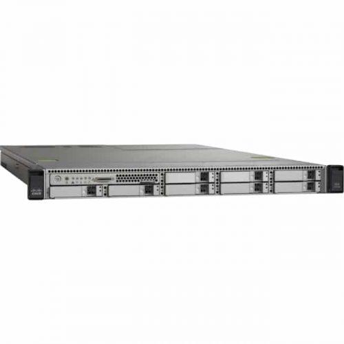 Cisco C220 M3 1U Rack Server - 2 x Intel Xeon E5-2650 Octa-core (8 Core) 2 GHz - 64 GB Installed DDR3 SDRAM - 1.20 TB (2 x 600 GB) HDD - Serial Attached SCSI (SAS) Controller