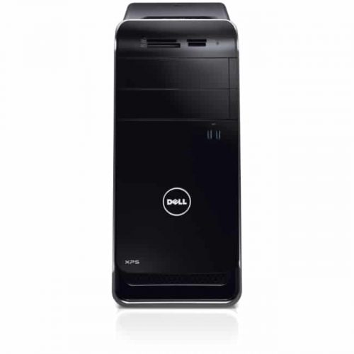 Dell XPS 8500 Desktop Computer - Intel Core i7 (3rd Gen) i7-3770 3.40 GHz - 8 GB DDR3 SDRAM - 1 TB HDD - Windows 7 Home Premium 64-bit - Mini-tower - Black