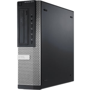 Dell OptiPlex 7010 Desktop Computer - Intel Core i3 (3rd Gen) i3-3220 3.30 GHz - 2 GB DDR3 SDRAM - 250 GB HDD - Windows 7 Professional 32-bit - Small Form Factor