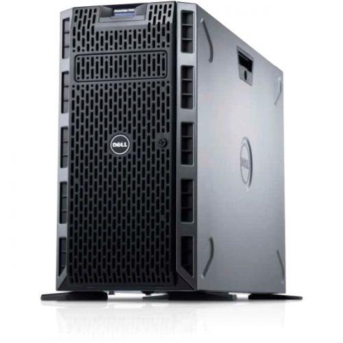 Dell PowerEdge T620 5U Tower Server - 1 x Intel Xeon E5-2620 Hexa-core (6 Core) 2 GHz - 4 GB Installed DDR3 SDRAM - 600 GB (2 x 300 GB) HDD - 6Gb/s SAS Controller - 1 RAID Levels - 2 x 750 W