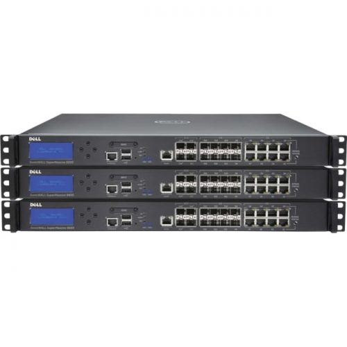 Dell SuperMassive 9600 High Availability