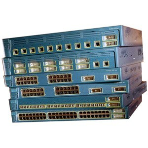 Cisco Catalyst 3550-24 Stackable Ethernet Switch