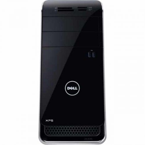 Dell XPS 8700 Desktop Computer - Intel Core i5 (4th Gen) i5-4430 3 GHz - 8 GB DDR3 SDRAM - 1 TB HDD - Windows 8 64-bit - Mid-tower - Black