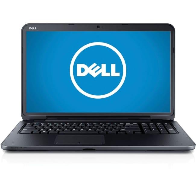 "Dell Inspiron 17 i17RV-5457BLK 17.3"" LCD Notebook - Intel Core i5 (4th Gen) i5-4200U Dual-core (2 Core) 1.60 GHz - 6 GB DDR3 SDRAM - 750 GB HDD - Windows 8 64-bit - 1600 x 900 - TrueLife - Textured Matte Black"