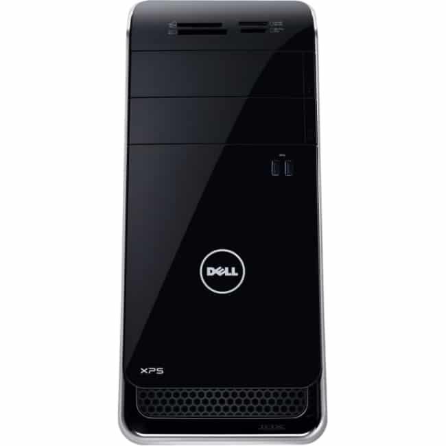 Dell XPS 8700 Desktop Computer - Intel Core i7 (4th Gen) i7-4770 3.40 GHz - 12 GB DDR3 SDRAM - 1 TB HDD - Windows 8 64-bit (English) - Mini-tower