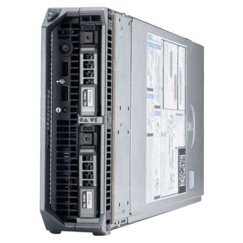 Dell PowerEdge M520 5U Rack Server - 2 x Intel Xeon E5-2420 Hexa-core (6 Core) 1.90 GHz - 96 GB Installed DDR3 SDRAM - 900 GB (3 x 300 GB) HDD - 6Gb/s SAS Controller - 0, 1 RAID Levels - 4 x 1.10 kW