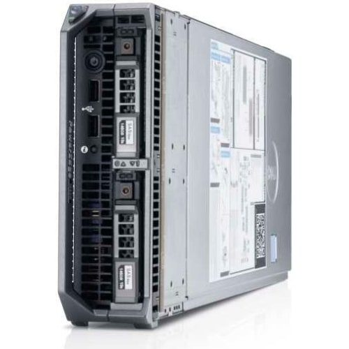 Dell PowerEdge M520 Tower Server - 2 x Intel Xeon E5-2420 Hexa-core (6 Core) 1.90 GHz - 96 GB Installed DDR3 SDRAM - 900 GB (3 x 300 GB) HDD - 6Gb/s SAS Controller - 0, 1 RAID Levels - 4 x 1.10 kW