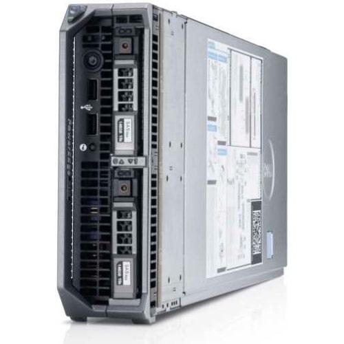 Dell PowerEdge M520 Tower Server - 2 x Intel Xeon E5-2420 Hexa-core (6 Core) 1.90 GHz - 96 GB Installed DDR3 SDRAM - 900 GB (3 x 300 GB) HDD - 6Gb/s SAS Controller - 0, 1 RAID Levels - 4 x 1.10 kW
