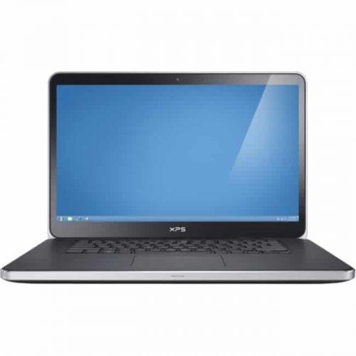 """Dell XPS 15 15.6"""" Touchscreen LCD Ultrabook - Intel Core i7 (4th Gen) i7-4702HQ Quad-core (4 Core) 2.20 GHz - 16 GB DDR3L SDRAM - 1 TB HDD - 32 GB SSD - Windows 8 64-bit - 3200 x 1800 - TrueLife - Silver Aluminum"""