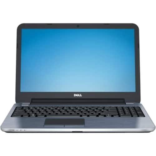"Dell Inspiron M531R i5535-244sLV 15.6"" LCD Notebook - AMD A-Series A8-5545M Quad-core (4 Core) 1.70 GHz - 6 GB DDR3 SDRAM - 750 GB HDD - Windows 8 - 1366 x 768 - TrueLife - Moon Silver"