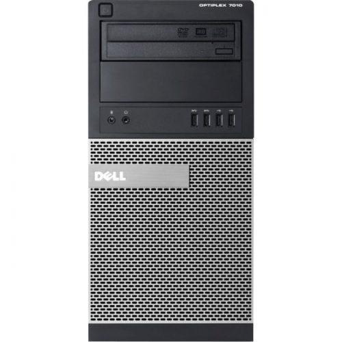Dell OptiPlex 7010 Desktop Computer - Intel Core i5 i5-3470 3.20 GHz - 4 GB DDR3 SDRAM - 500 GB HDD - Windows 7 Professional 64-bit - Mini-tower