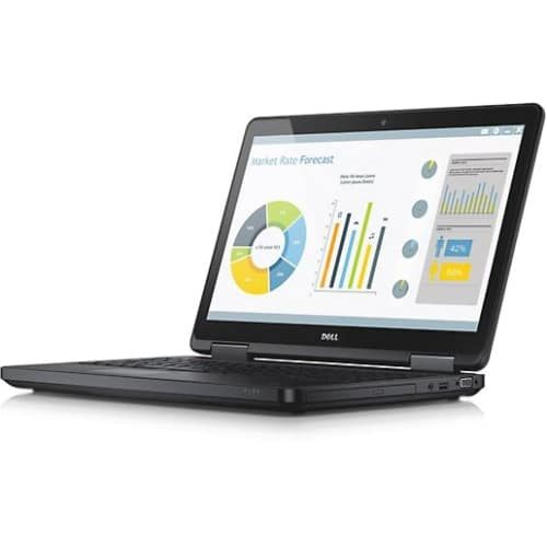 "Dell Latitude 15 5000 E5540 15.6"" LCD Notebook - Intel Core i5 i5-4200U Dual-core (2 Core) 1.60 GHz - 4 GB DDR3L SDRAM - 500 GB HHD - Windows 7 Professional 64-bit - 1366 x 768"