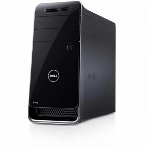 Dell XPS 8700 Desktop Computer - Intel Core i5 i5-4440 3.10 GHz - 12 GB DDR3 SDRAM - 1 TB HDD - Windows 7 Home Premium 64-bit (English) - Mini-tower - Black
