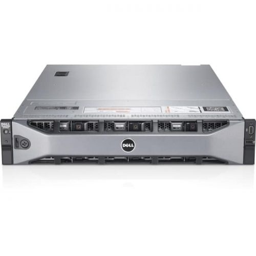 Dell PowerEdge R720 2U Rack Server - 1 x Intel Xeon 2.60 GHz - 256 GB Installed DDR3 SDRAM - 600 GB HDD - Serial ATA/600, 6Gb/s SAS Controller