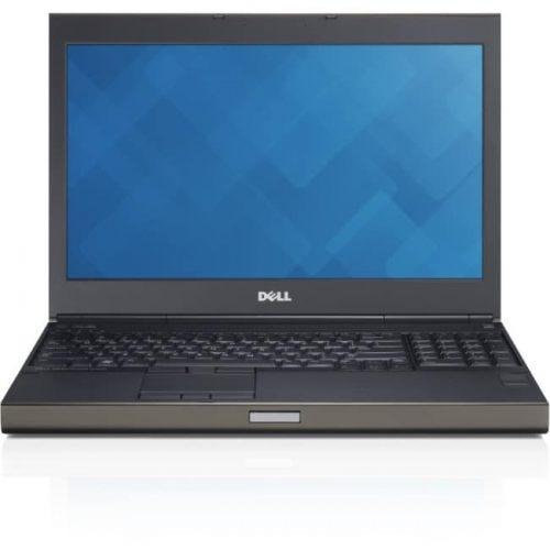 """Dell Precision M4800 15.6"""" LCD Notebook - Intel Core i7 (4th Gen) i7-4800MQ Quad-core (4 Core) 2.70 GHz - 8 GB DDR3L SDRAM - 500 GB HDD - Windows 7 Professional 64-bit - 3200 x 1800 - Black"""