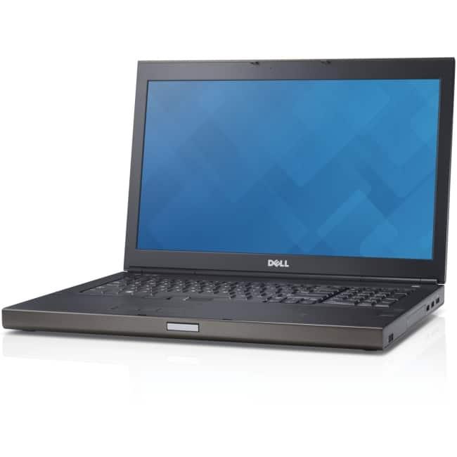 "Dell Precision M6800 17.3"" LCD Notebook - Intel Core i7 (4th Gen) i7-4800MQ Quad-core (4 Core) 2.70 GHz - 16 GB DDR3L SDRAM - 1 TB HHD - Windows 7 Professional 64-bit - 1920 x 1080 - Black"
