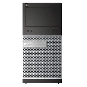 Dell OptiPlex 3020 Desktop Computer - Intel Core i5 i5-4570 3.20 GHz - 8 GB DDR3 SDRAM - 500 GB HDD - Windows 7 Professional 64-bit - Mini-tower - Black, Silver
