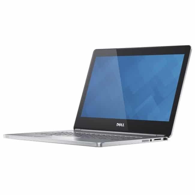 "Dell Inspiron 14 7000 14-7437 14"" Touchscreen LCD Notebook - Intel Core i7 i7-4510U Dual-core (2 Core) 2 GHz - 8 GB DDR3L SDRAM - 500 GB HDD - Windows 8.1 64-bit (English) - 1920 x 1080 - TrueLife - Silver Aluminum"