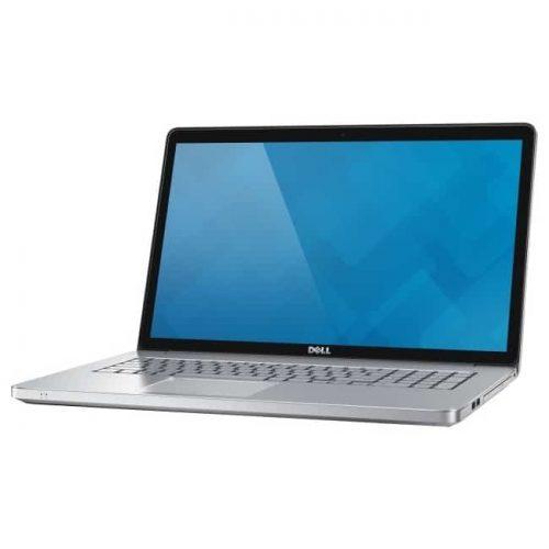 "Dell Inspiron 17 7000 17-7737 17.3"" Touchscreen LCD Notebook - Intel Core i7 i7-4510U Dual-core (2 Core) 2 GHz - 6 GB DDR3L SDRAM - 1 TB HDD - Windows 8.1 64-bit - 1600 x 900 - TrueLife - Silver Aluminum"