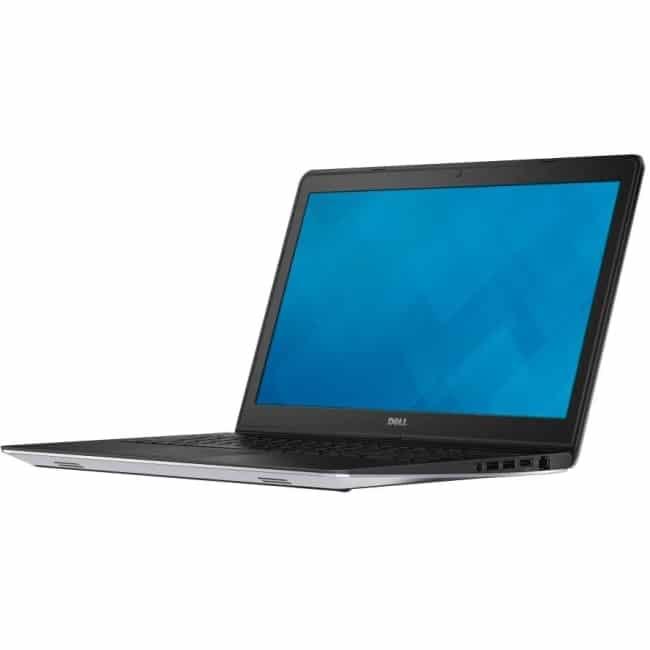 "Dell Inspiron 14 5000 i5447-6250sLV 14"" Touchscreen LCD Notebook - Intel Core i5 i5-4210U Dual-core (2 Core) 1.70 GHz - 8 GB DDR3L SDRAM - 1 TB HDD - Windows 8.1 64-bit (English) - 1366 x 768 - Silver"