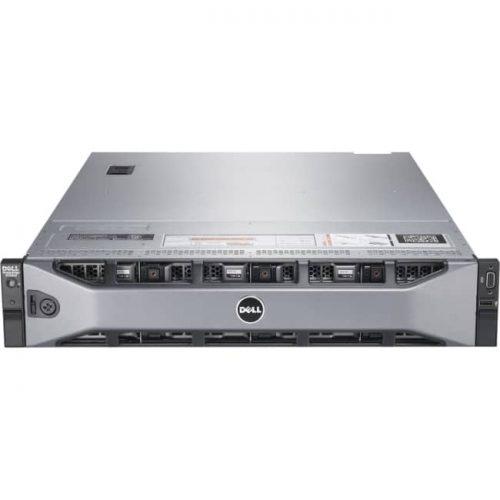 Dell PowerEdge R720 2U Rack Server - 2 x Intel Xeon E5-2640 Hexa-core (6 Core) 2.50 GHz - 128 GB Installed DDR3 SDRAM - 600 GB (2 x 300 GB) HDD