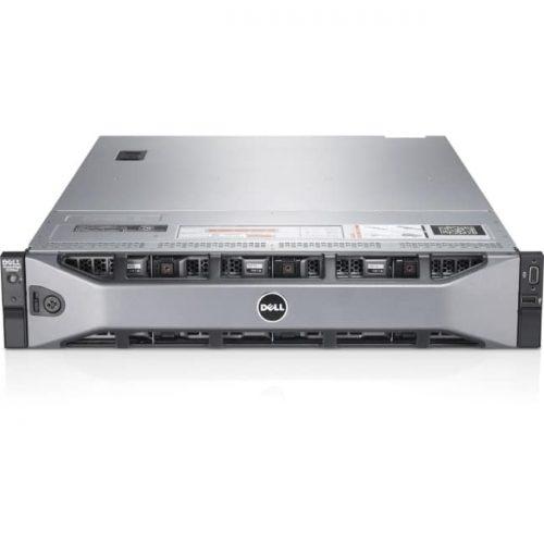 Dell PowerEdge R720 2U Rack Server - 2 x Intel Xeon E5-2660 v2 Deca-core (10 Core) 2.20 GHz - 128 GB Installed DDR3 SDRAM - 600 GB (2 x 300 GB) HDD - 6Gb/s SAS Controller - 1 RAID Levels - 2 x 750 W