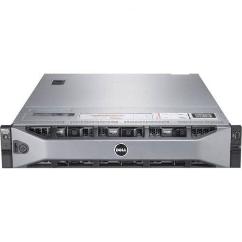 Dell PowerEdge R720 2U Rack Server - 2 x Intel Xeon E5-2630 v2 Hexa-core (6 Core) 2.60 GHz - 64 GB Installed DDR3 SDRAM - 600 GB (2 x 300 GB) HDD - 6Gb/s SAS Controller - 1 RAID Levels - 2 x 750 W