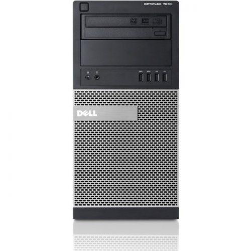 Dell OptiPlex 7010 Desktop Computer - Intel Core i7 i7-3770 3.40 GHz - 8 GB DDR3 SDRAM - 1 TB HDD - Windows 7 Professional - Mini-tower