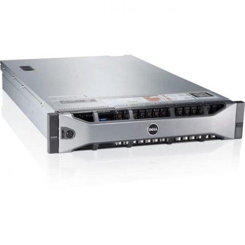 Dell PowerEdge R720 2U Rack Server - 2 x Intel Xeon E5-2690 v2 Deca-core (10 Core) 3 GHz - 32 GB Installed DDR3 SDRAM - 300 GB (1 x 300 GB) HDD - 6Gb/s SAS Controller - 2 x 750 W