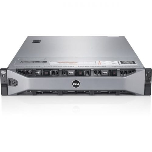 Dell PowerEdge R720 2U Rack Server - 1 x Intel Xeon E5-2609 v2 Quad-core (4 Core) 2.50 GHz - 8 GB Installed DDR3 SDRAM - 300 GB (1 x 300 GB) HDD - 6Gb/s SAS Controller - 1 x 495 W