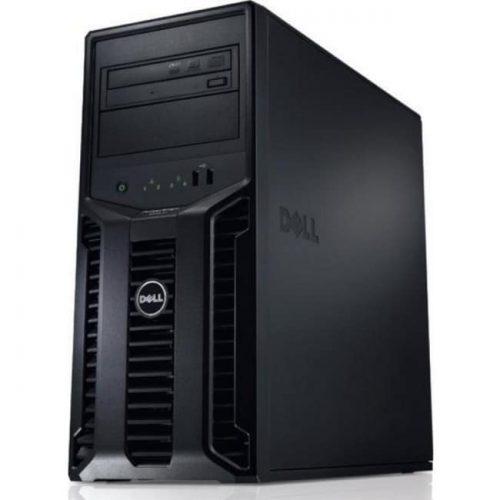 Dell PowerEdge T110 II Tower Server - 1 x Intel Xeon E3-1230V2 Quad-core (4 Core) 3.30 GHz - 8 GB Installed DDR3 SDRAM - 1 TB HDD - 6Gb/s SAS Controller - 1 x 305 W