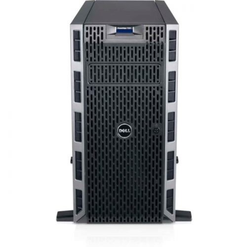 Dell PowerEdge T320 5U Tower Server - 1 x Intel Xeon E5-2420 V2 Hexa-core (6 Core) 2.20 GHz - 8 GB Installed DDR3 SDRAM - 300 GB HDD - 6Gb/s SAS Controller - 1 x 495 W