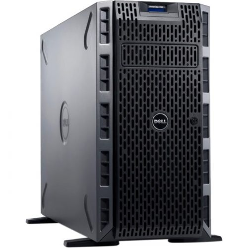 Dell PowerEdge T420 5U Tower Server - 1 x Intel Xeon E5-2420 V2 Hexa-core (6 Core) 2.20 GHz - 8 GB Installed DDR3 SDRAM - 300 GB HDD - 6Gb/s SAS Controller - 1 x 495 W