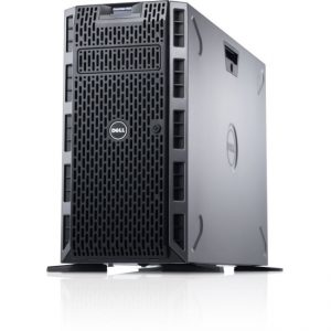 Dell PowerEdge T620 5U Tower Server - 1 x Intel Xeon E5-2620 v2 Hexa-core (6 Core) 2.10 GHz - 8 GB Installed DDR3 SDRAM - 500 GB (1 x 500 GB) HDD - 6Gb/s SAS Controller - 1 x 495 W