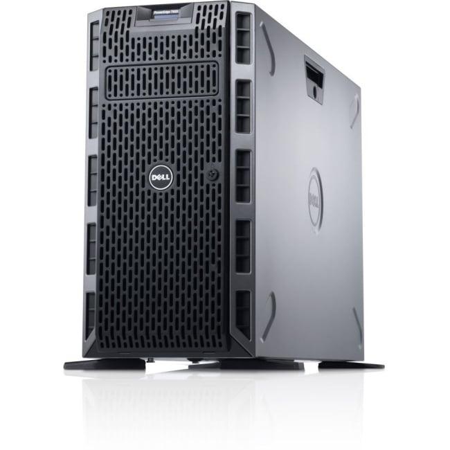 Dell PowerEdge T620 5U Tower Server - 1 x Intel Xeon E5-2620 v2 Hexa-core (6 Core) 2.10 GHz - 8 GB Installed DDR3 SDRAM - 500 GB (1 x 500 GB) HDD - 6Gb/s SAS Controller - 1 x 495 W