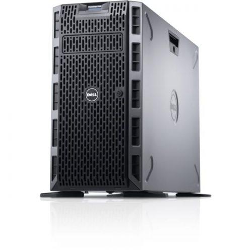 Dell PowerEdge T620 5U Tower Server - 1 x Intel Xeon E5-2620 v2 Hexa-core (6 Core) 2.10 GHz - 8 GB Installed DDR3 SDRAM - 300 GB (1 x 300 GB) HDD - 6Gb/s SAS Controller - 1 x 495 W