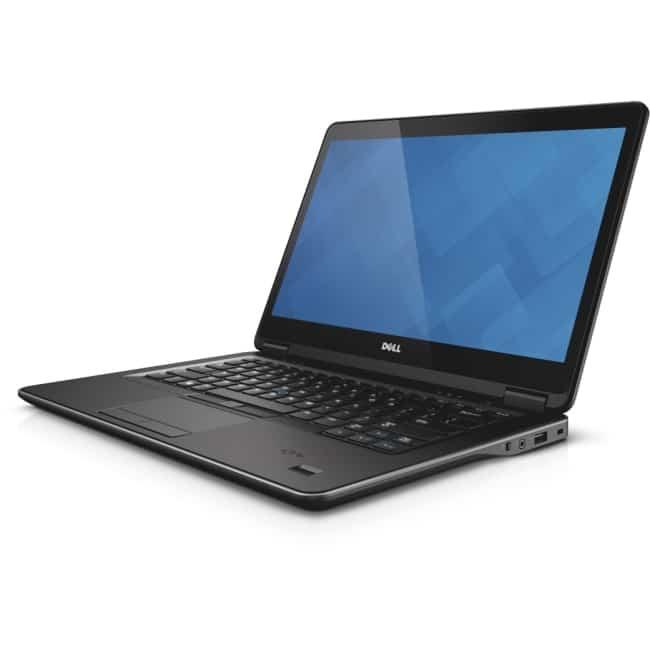 "Dell Latitude 12 7000 E7240 12.5"" Ultrabook - Intel Core i7 2.10 GHz - 8 GB DDR3L SDRAM - 256 GB SSD - Windows 8.1 Pro 64-bit - 1366 x 768"