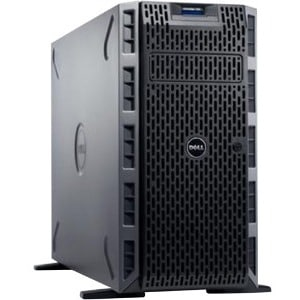 Dell PowerEdge T320 5U Tower Server - 1 x Intel Xeon E5-2420 V2 Hexa-core (6 Core) 2.20 GHz - 8 GB Installed DDR3 SDRAM - 300 GB (1 x 300 GB) HDD - 6Gb/s SAS Controller - 1 x 495 W