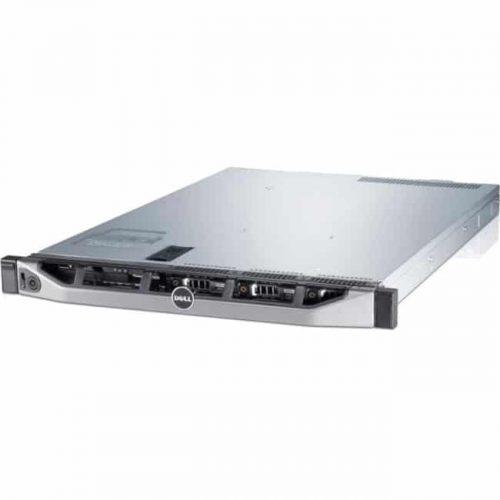 Dell PowerEdge R420 1U Rack Server - Intel Xeon E5-2420 V2 Hexa-core (6 Core) 2.20 GHz - 8 GB Installed DDR3 SDRAM - 300 GB HDD - 6Gb/s SAS Controller - 0, 1, 5, 10, 50 RAID Levels - 500 W