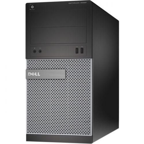 Dell OptiPlex 3020 Desktop Computer - Intel Core i5 (4th Gen) i5-4590T 2 GHz - 4 GB DDR3 SDRAM - 500 GB HDD