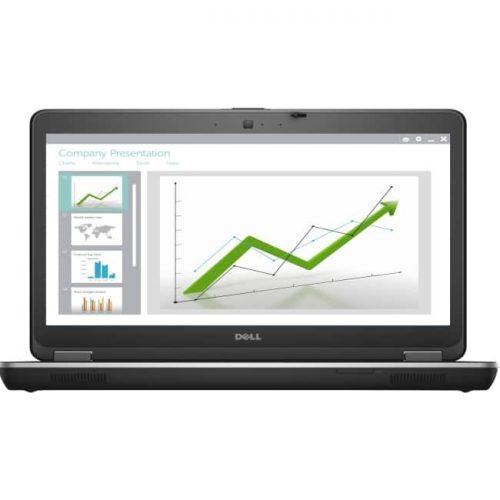 """Dell Latitude E6440 14"""" LCD Notebook - Intel Core i5 i5-4310M Dual-core (2 Core) 2.70 GHz - 8 GB DDR3L SDRAM - 180 GB SSD - Windows 7 Professional 64-bit - 1600 x 900 - Anodized Aluminum"""